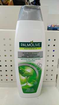 PALMOLIVE - Silky shine effect - Après-shampooing à l'aloe vera