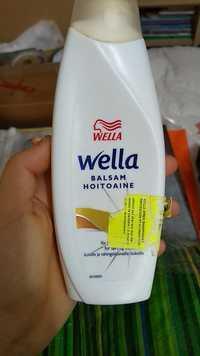 WELLA - Balsam conditinneur care & nourish