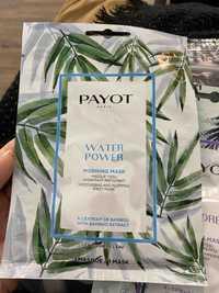 PAYOT - Water power - Masque tissu