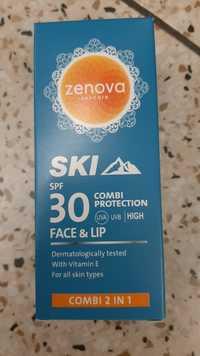 ZENOVA - Ski - Combi protection face & lip SPF 30
