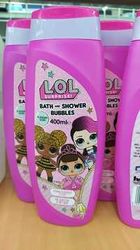 LOL - Bath and Shower Bumbles
