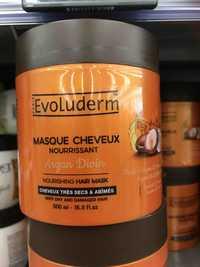 EVOLUDERM - Argan divin - Masque cheveux nourrissant