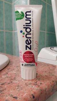 ZENDIUM - Dentifrice protectrice gencives