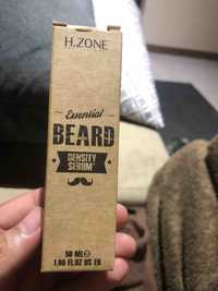 H.ZONE - Essential beard - Density serum