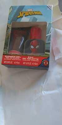 MARVEL - Spider-man - Gel douche & eau de toilette