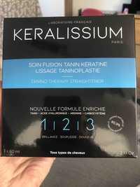 KERALISSIUM - Soin fusion tanin kératine
