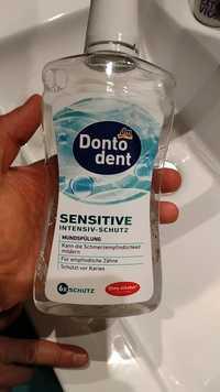 DONTODENT - Sensitive - Intensiv-schutz mundspülung