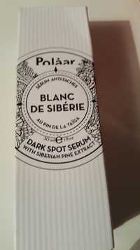 Polaar - Blanc de Sibérie - Sérum anti-taches
