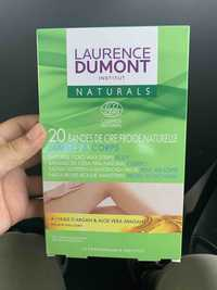 Laurence Dumont - Jambes & corps - 20 Bandes de cire froide naturelle