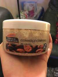 PALMER'S - Formule au beurre de cacao - Gommage corporel
