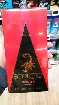 Scorpio - Eau de toilette rouge