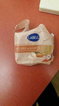 LABELL - Savon de Marseille au beurre de karité