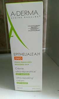A-Derma - Epitheliale A.H Duo - Crème ultra-réparatrice anti-marques