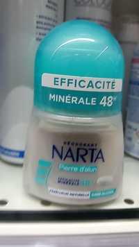 NARTA - Déodorant Pierre d'Alun