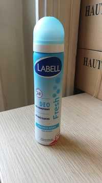 LABELL - Fresh - Deo anti-transpirant