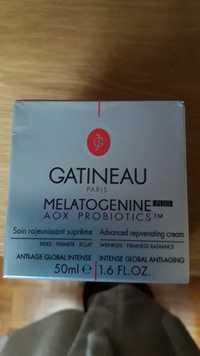 Gatineau - Melatogenine plus aox probiotics - Anti-age global intense