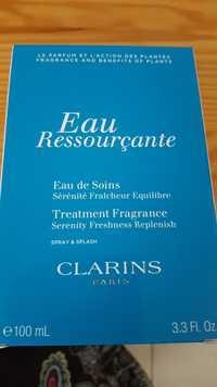 Clarins - Eau ressourçante eau de soins