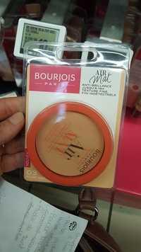 Bourjois - Anti-brillance 03 beige abricot