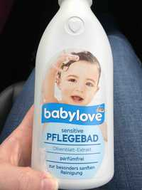 Dm - Babylove - Sensitive pflegebad