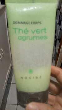 NOCIBÉ - Thé vert agrumes - Gommage corps