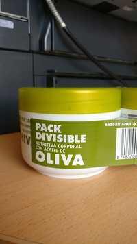 Deliplus - Nutritiva corporal con aceite de oliva