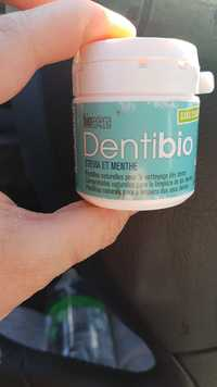 Bioregena - Dentibio stevia et menthe - Pastilles naturelles