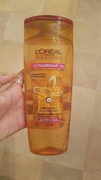 L'Oréal - Extraordinary oil - Shampooing