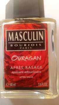 BOURJOIS - Masculin Ouragan - Après rasage