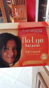 KERALONG - No-lye relaxer - Défrisant sans soude
