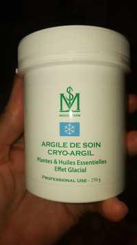 MEDICAFARM - Argile de soin cryo-argil