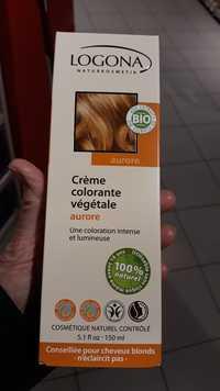 Logona - Crème colorante végétale aurore