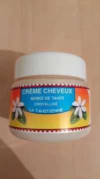 LA TAHITIENNE - Monoï de Tahiti cristallisé - Crème cheveux