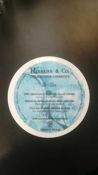 RODOLPHE & CO - D + Tox - Effet détoxinant & gommant du cuir chevelu