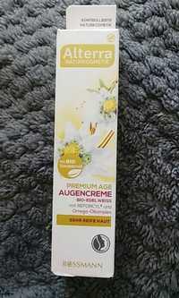Alterra naturkosmetik - Premium age - Augencreme Bio-Edelweiss