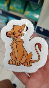 DISNEY THE LION KING - Galet de bain effervescent