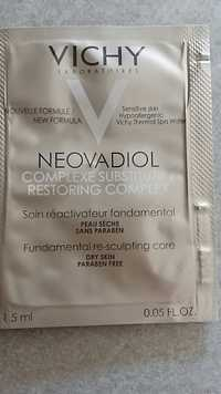 VICHY - Neovadiol restoring complex - Soin réactivateur fondamental