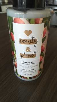 LOVE BEAUTY AND PLANET - Happy and hydrated - Shea butter & sandalwood oil - conditioner