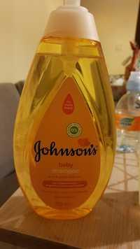 JOHNSON'S - Baby shampoo