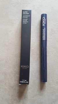 KIKO - Eyeliner coloré résistant à l'eau