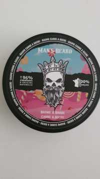 MAN'S BEARD - Baume à barbe canne à sucre