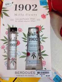 Berdoues - Mile fleurs - Eau parfumée & crème mains