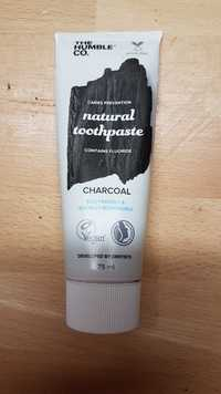 The Humble Co. - Charcoal - Natural toothpaste