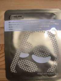 Timeless Truth - Masque collagène bio cellulose contour des yeux
