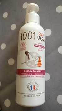 1001 vies - Lait de toilette visage et corps