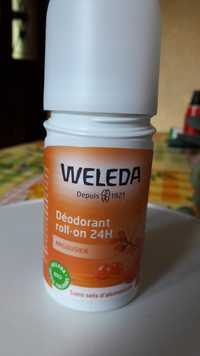 Weleda - Argousier - Déodorant roll-on 24h