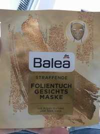 Balea - Folientuch gesichts maske