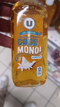 By U - Coco Monoï - Gel douche hydratant