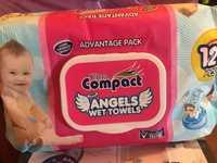ANGELS - Ultra compact - Wet towels