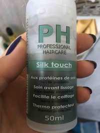 PH PROFESSIONAL HAIR CARE - Silk touch - Soin avant lissage