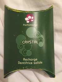 Pachamamaï - Crystal - Recharge dentifrice solide